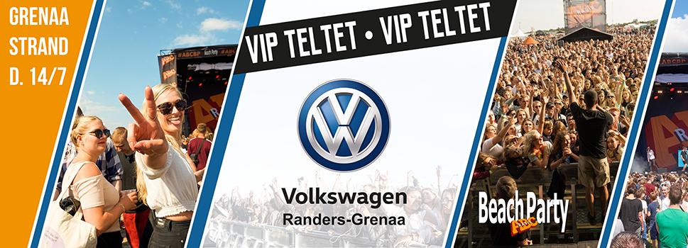 Volkswagen VIP Teltet
